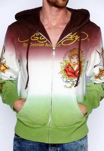 HOT SELL CHEAP ED hardy HOODIES jacket 1