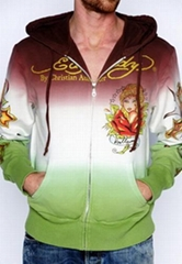 HOT SELL CHEAP ED hardy HOODIES jacket