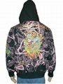 HOT SELL CHEAP ED hardy HOODIES jacket 5
