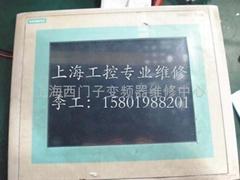 西門子觸摸屏維修TP177,277,170,270,