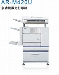 松江二手激光复印机打印机租赁