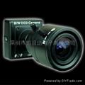 480線索尼彩色方塊攝像機