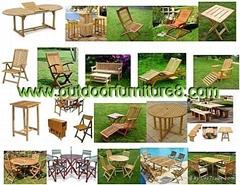 outdoor  furniture ( dining furniture set)