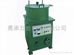 臺灣離心鑄造機械用於加工合金產品