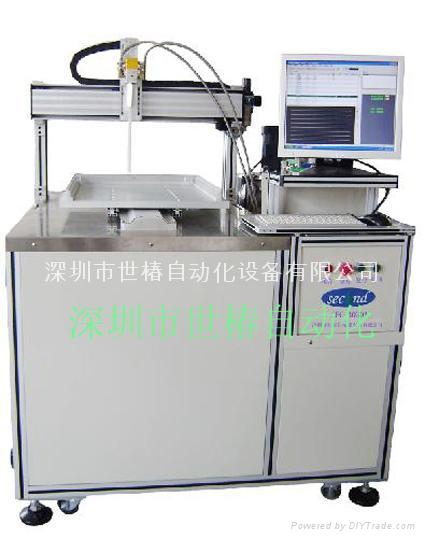 双液自动AB胶灌胶机 1