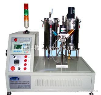 双液自动AB胶灌胶机 5