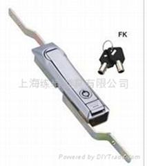 MS828專用平面連機櫃鎖