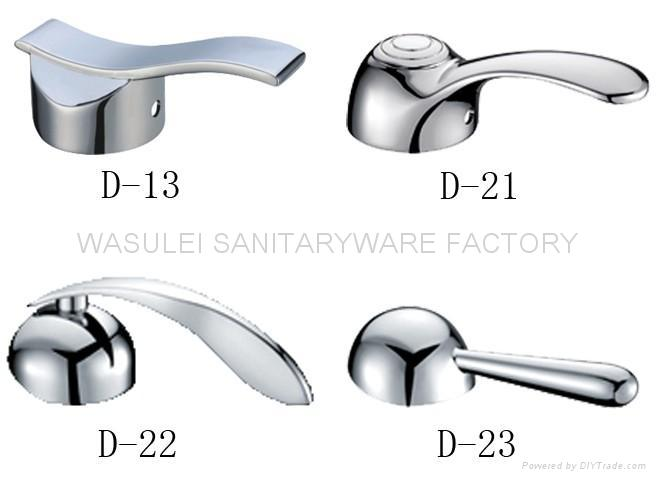 Faucet handle(tap handle/mixer handle/faucet fitting) - D13 ...