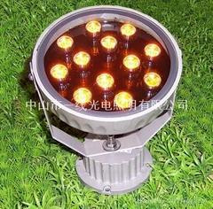 供應一線LED大功率投光燈