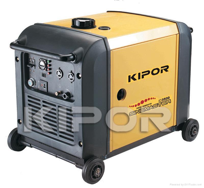 3 kw Diesel power Digital Generator - Maxpower (China