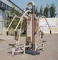 Outdoor Amuement Fitness Equipment