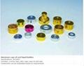 Aluminum caps of oral liquid bottles