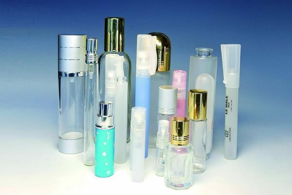 Perfume bottles 1