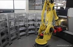 汽車生產焊接線