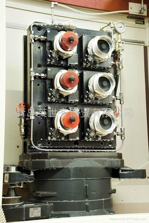 液压夹具 - 旋转油缸 - amf (中国 山东省 贸易商)图片