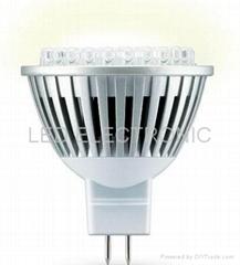 LED MR16 3.8W