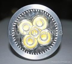 LED MR16 4*1W