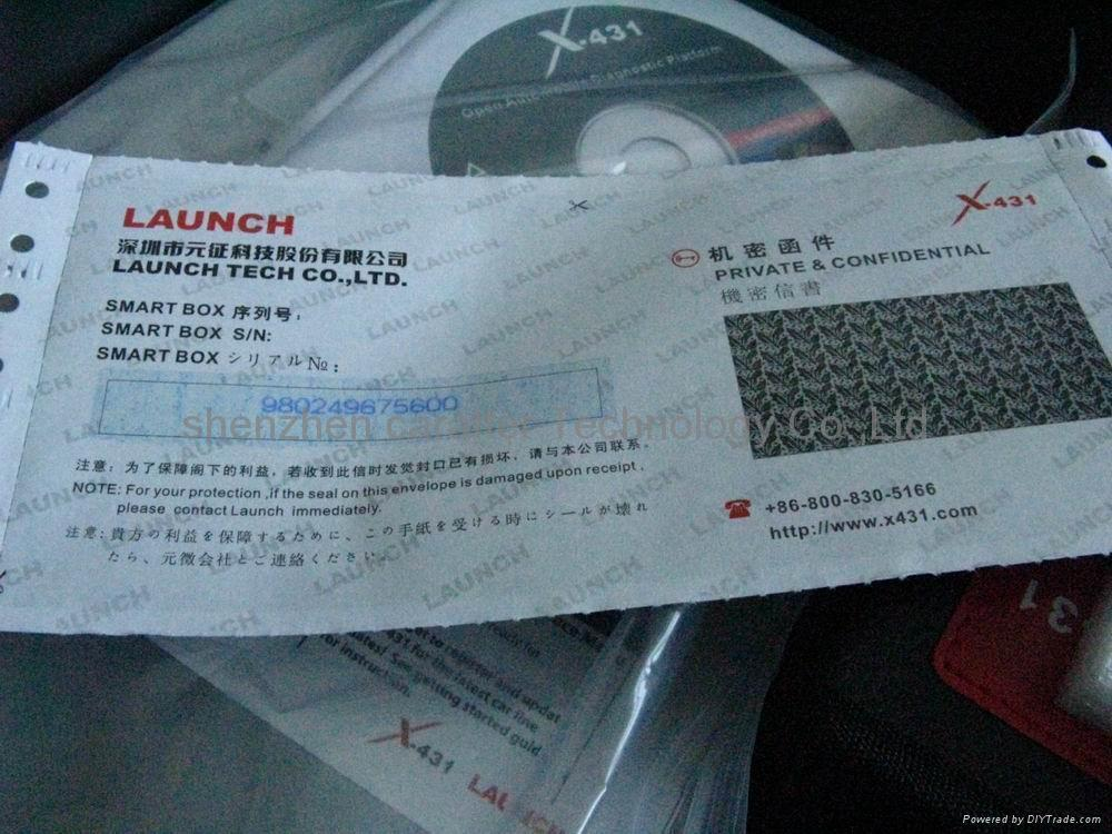 X431 Master   Auto Diagnostic Tool Original Launch  2