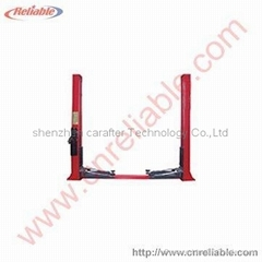 Original Launch TLT235SB floor plate 2 post car lift