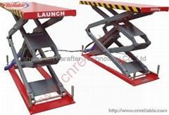 Original Launch TLT630A Scissor Car Lift  lower price