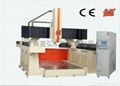 Jiaxin Wood Mould Steel CNC Engraving Machine (JX-2030)
