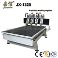 Jiaxin Clapboard Woodworking CNC Router table  (JX-1224-4)