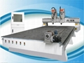 Jiaxin Rotary Axis Woodworking CNC Router Machines (JX-1325R-2)