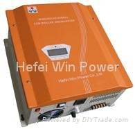 new 1kw 48v wind-solar hybrid controller and inverter