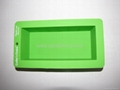 silicone loaf soap mold