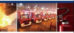 FM认证气体灭火系统