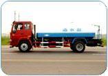 water/oil/milk tank truck