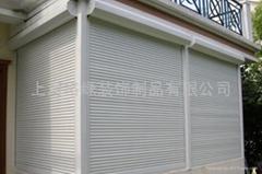 上海卷帘窗