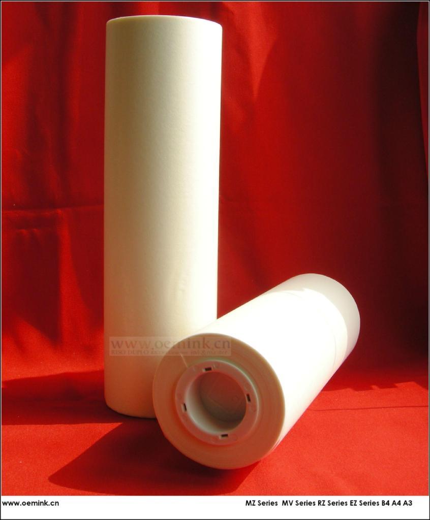 理想速印机RV MV RZ蜡纸 版纸 B4 A4 A3 (中国 北京市 生产 ...