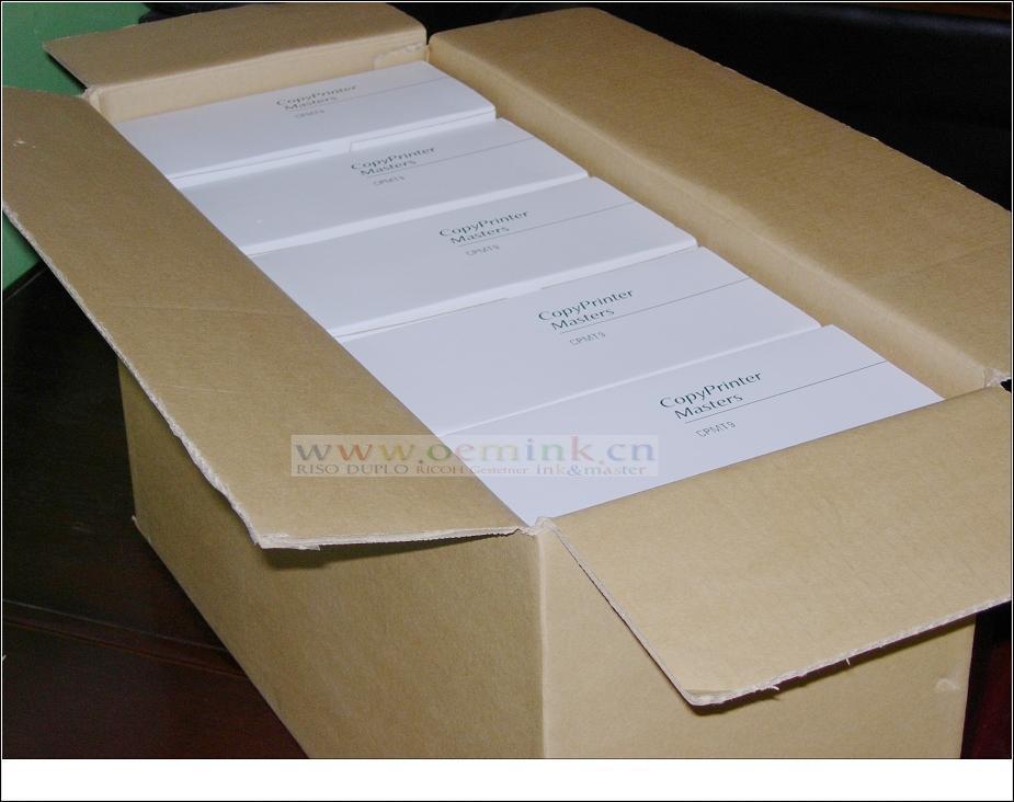 基士得耶Gestetner数码印刷机 CPMT9 蜡纸 版纸 - 北京市 ...