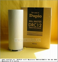 DUPLO roll Masters DRC12 B4 Masters/DRC11 A4 Masters 200 Masters X 2 rolls