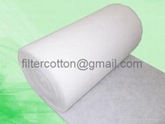 Pre filter, air intake filter, spray booth filter