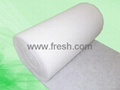 Air inlet cotton for high standard ventilation system