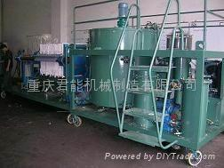 ZSC  ENGINE OIL RECYCLING PURIFIER SERIES 2