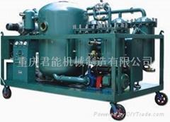 雙級多功能高效真空濾油機