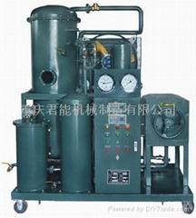 多功能潤滑油高效真空濾油機