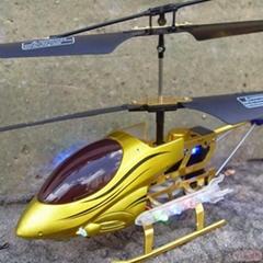 陀螺仪金属红外线遥控飞机