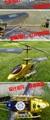 陀螺仪金属红外线遥控飞机 3