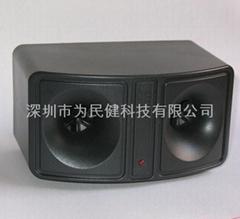 黑猫汤姆QC101-B型大功率驱虫鼠器