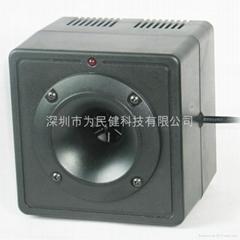 鼠敌SD08-A1型居家吊顶专用超声波电子猫