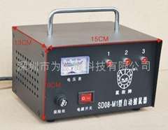 鼠敌SD08-M1型高压电子捕鼠器灭鼠器电猫