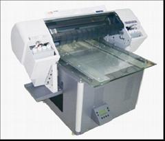 取代丝印设备:万能平板打印机
