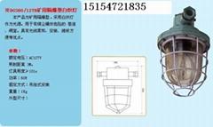 DGS-60/127(原KBB)系列隔爆型白炽灯