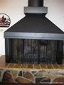 fireplace mesh screen