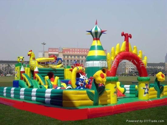 充氣城堡遊樂園 1