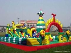 充氣城堡遊樂園